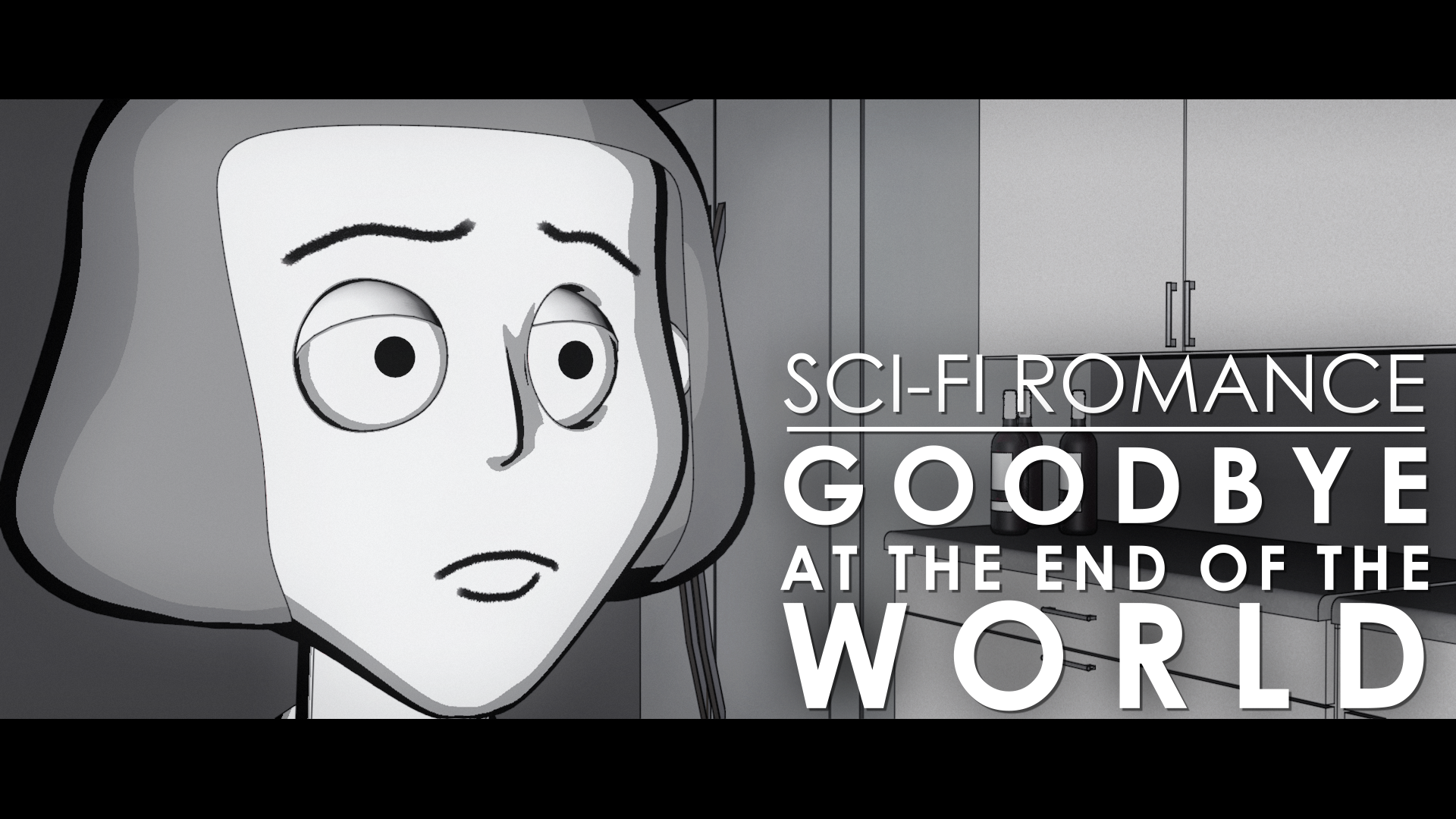 Goodbye at the End of the World Animated Video – Vance Kotrla